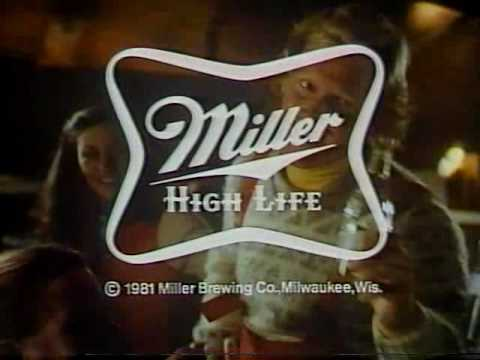 Miller Beer Commercial