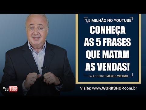 Matam - Link: http://www.workshop.com.br/webinar/ Neste episódio, Márcio Miranda mostra porque você deve evitar as frases que incentivam o cliente automaticamente a ...
