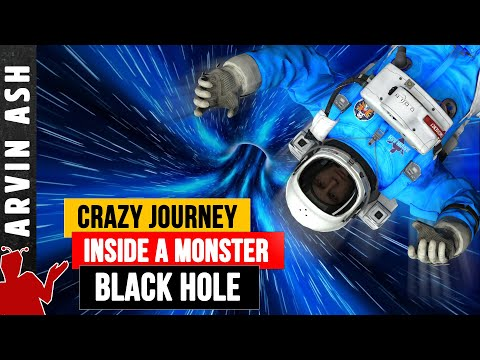 Inside a Black Hole: What's beyond the Event Horizon? Other Universes?