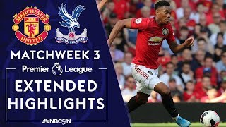 Video Manchester United v. Crystal Palace | PREMIER LEAGUE HIGHLIGHTS | 8/24/19 | NBC Sports MP3, 3GP, MP4, WEBM, AVI, FLV Agustus 2019
