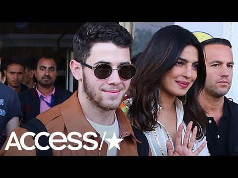 Priyanka Chopra & Nick Jonas' Wedding: Hours Away From The Pair Saying 'I Do'!   Access