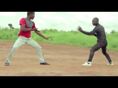 Best Malawian Karate Movie Clip | African Kung Fu | V2 Tv