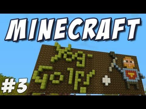 Minecraft – Golf – Round 3 (Snow)