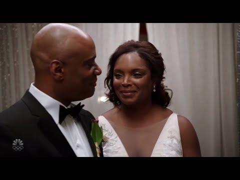 Chicago Med 5x17 Maggie and Ben Full Wedding Scene HD / Ending Scene