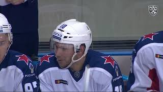 CSKA 3 Kunlun RS 0, 19 September 2018