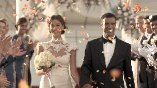 Video Wedding in the Skies on Burj Al Arab helipad MP3, 3GP, MP4, WEBM, AVI, FLV April 2019