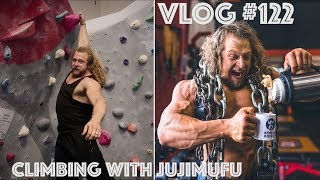 CLIMBING WITH JUJIMUFU | VLOG #122 by Magnus Midtbø