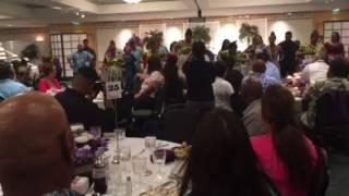 Anthony & Nia's Wedding #LaveaEvaAftah.