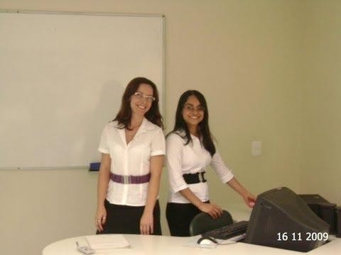 TCC - Apresentação de TCC (Trabalho de Conclusão de Curso) de Luciana e Cinthia no dia 16 de Novembro de 2009. Tema: O Administrador e a Questão Ambiental Iniciati...