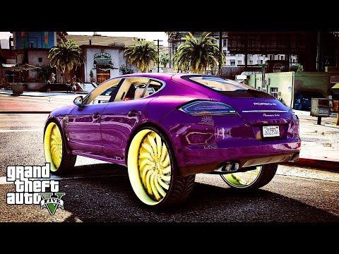 bab31b7d50856 Download GTA REAL LIFE MOD  1 WEARING SUPREME X LOUIS VUITTON  4K  MP3