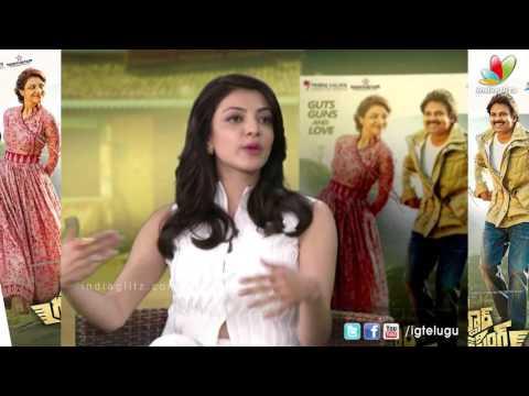 Kajal-Special-Interview-ll-Pawan-Kalyan