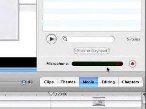 iMovie Videos