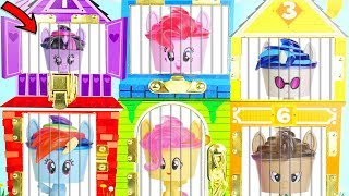 Video L.O.L. Surprise! Dolls My Little Pony Cupcake Rescue Blind Bag Balls Litter Box Cry Babysit Unboxed! MP3, 3GP, MP4, WEBM, AVI, FLV Juli 2018