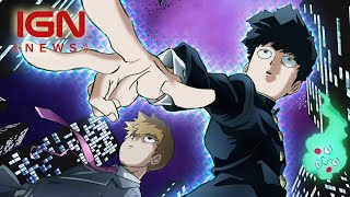 Netflix to Air Live-Action Mob Psycho 100 Series - IGN News