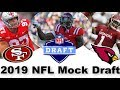 nfl 2019 mock draft all rounds