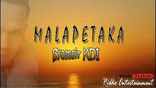 Video MALAPETAKA  Tapsel karaoke keyboard MP3, 3GP, MP4, WEBM, AVI, FLV Juli 2018