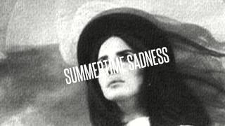 Lana Del Rey - Summertime Sadness (Radio Mix, Extended) (HD)