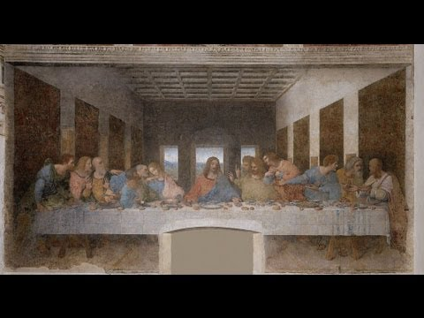 The Last Supper video