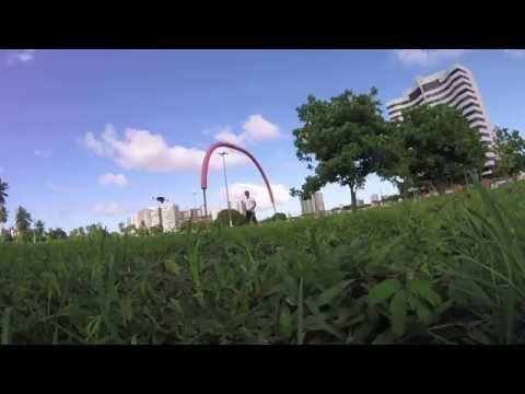 Voo freestyle racing drone em Aracaju-SE