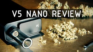 Flowermate V5 NANO Vaporizer Product Review by RuffHouse Studios