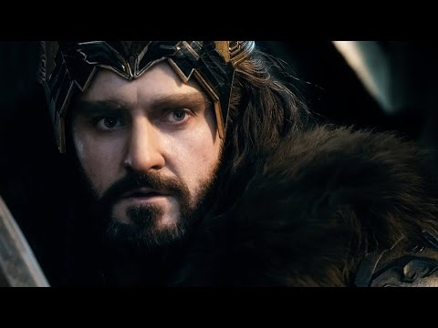 The Hobbit: The Battle of the Five Armies (Main Trailer)