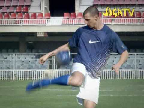 JogaTV Cristiano Ronaldo contra Zlatan