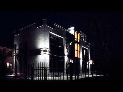 Ультасовремненный дом в Сочи.