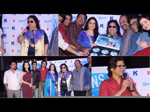 Music Launch Of Movie Blue Mountain With Bappi Lahiri