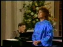 """Dame Kiri Te Kanawa sings """"Oh! Quand je dors"""" (Liszt - Hugo)"""