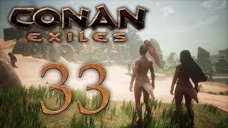 Conan Exiles — прохождение игры на русском — Долгий путь домой [#33] | PC