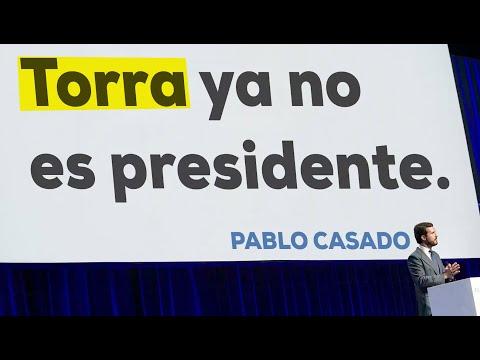 Torra ya no es presidente de la Generalitat y, por tanto, Sánchez debe cancelar su reunión con él