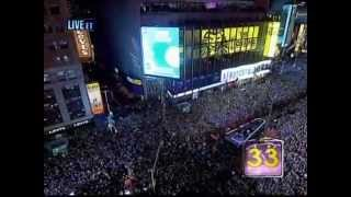 New Year's Eve 2012 At Times Square With Lady Gaga