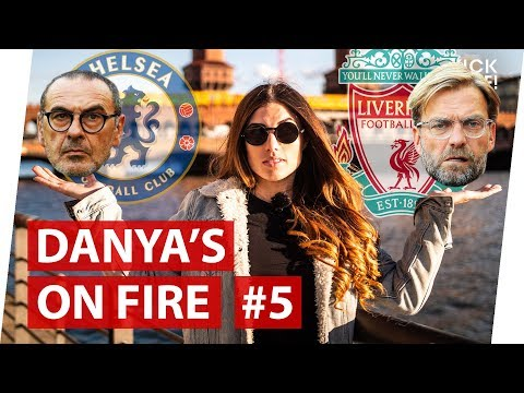 Chelsea Vs Liverpool: The Clash Of The Premier League Titans | Danya's On Fire #5