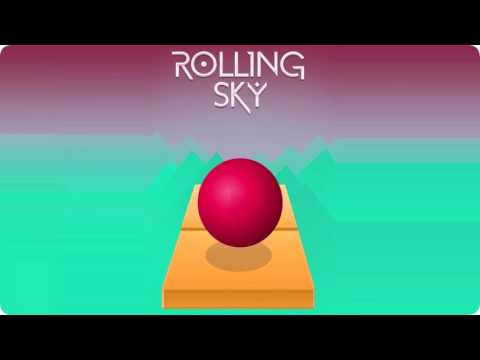 Rolling Sky Soundtrack level 9 (IX) (HQ) (Now level 12 E-labyrinth) (видео)