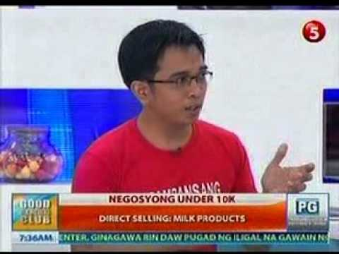 Philippine Business Negosyo Expert at Pambansang Inspirasyon