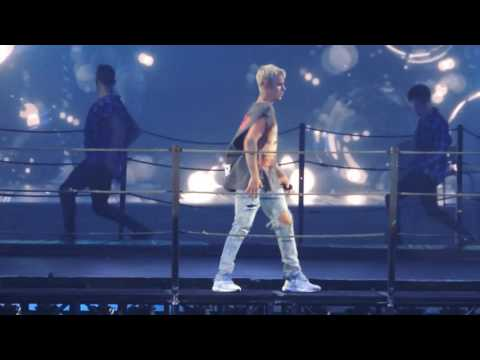 "Justin Bieber ""Company"" Madison Square Garden July 18, 2016"