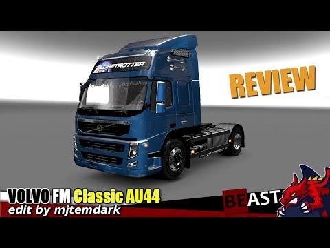 Volvo FM Classic AU44 edit mjtemdark 1.30.x