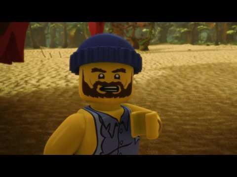 LEGO®NINJAGO™ - Le grand récit de Robot Singe