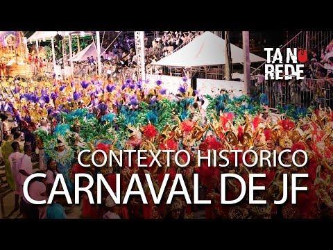 Tá na Rede - contexto Histórico do Carnaval de Juiz de Fora:  Tá na Rede - contexto Histórico do Carnaval de Juiz de Fora