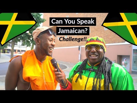 Can You Speak Jamaican ? – (Accent Challenge) Ep. 1 (Coventry)