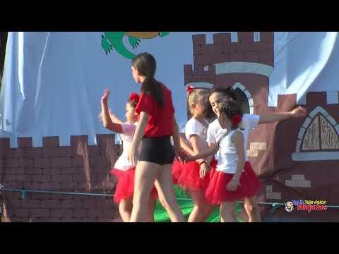 Fin de Curso Colegio Ntra.Sra.de Guadalupe Miajadas 2018 (видео)