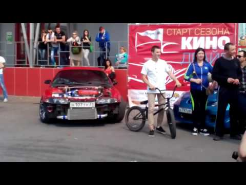 Экстрим-вело-шоу Старый оскол Oskol Racing Club (OskolRC)  08 05 16
