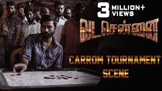 Video VADACHENNAI - Carrom Tournament Scene | Dhanush | Ameer | Andrea Jeremiah | Vetri Maaran MP3, 3GP, MP4, WEBM, AVI, FLV Maret 2019