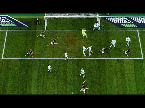 Höjdpunkter: AIK – Hammarby 2–0