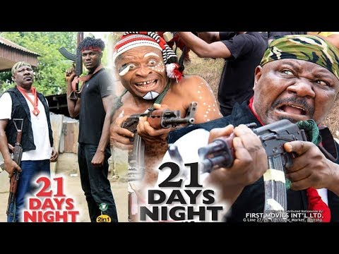 21 Days Night Season 1 (New Movie) - Sam Dede|2019 Latest Nigeria Nollywood Movie