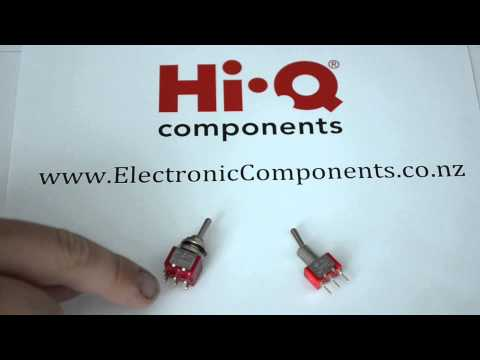 Toggle Switches | IP65
