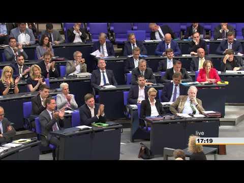 Bundestag - 7. Juni 2018 - Antrag der FDP & AfD für einen BAMF-Untersuchungsausschuss