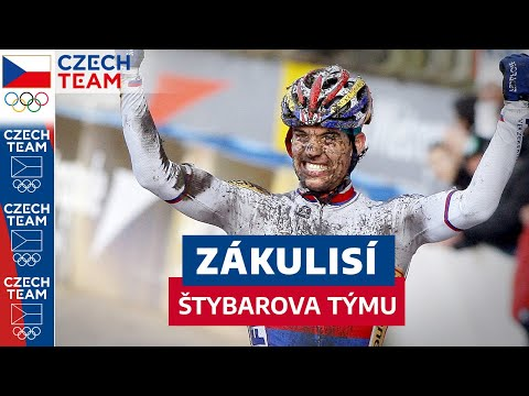 Zákulisí profi týmu cyklisty Zdeňka Štybara