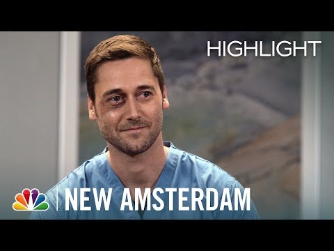 Max Helps His Team Move On - New Amsterdam (Episode Highlight)