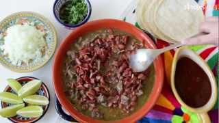 Boeuf au jus à la mexicaine